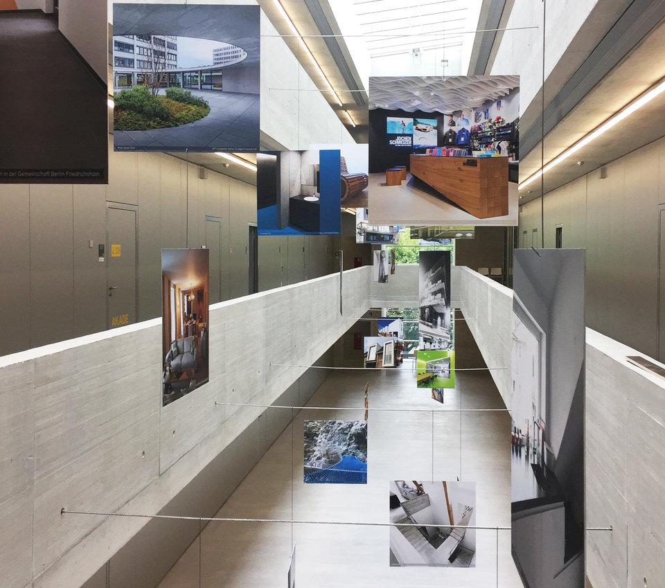 Studiengang Master Architektur   HFT Stuttgart