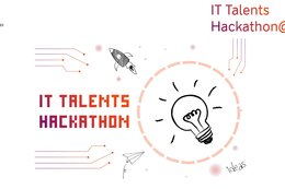 Logo vom IT Talents Hackathon