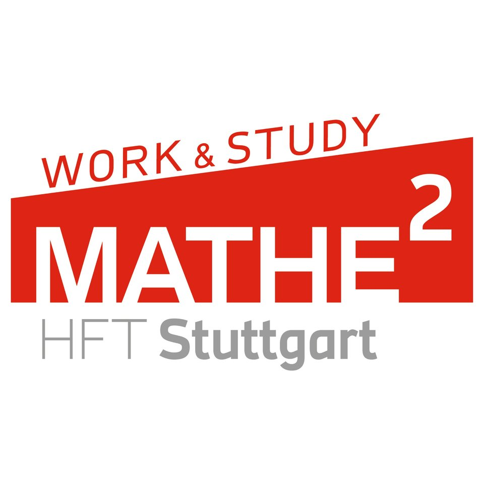Logo Studienzweig Mathe²-Work&Study