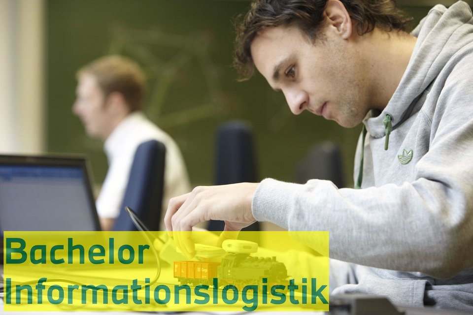 Bild-Logo Bachelor Informationslogistik